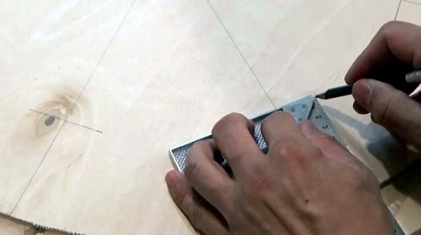 Как сделать светодиодную люстру с 3D эффектом