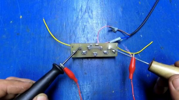 Эффективная электронная ловушка для комаров и насекомых своими руками