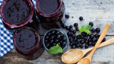 Photo of Варенье-пятиминутка из ягод чёрной смородины