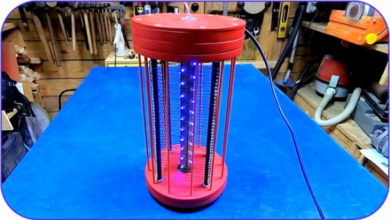 Photo of Эффективная электронная ловушка для комаров и насекомых своими руками
