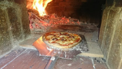 Photo of Уличная кирпичная печь для приготовления пиццы и не только
