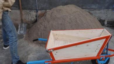 Photo of Садовая тележка со съёмными бортами