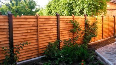 Photo of Забор из дерева вертикальный своими руками